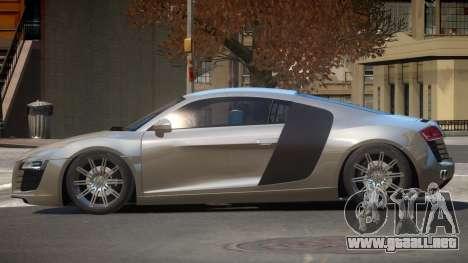 Audi R8 STI GT para GTA 4