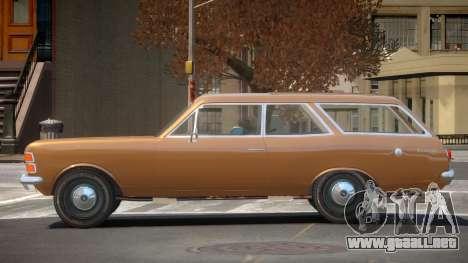 Chevrolet Caravan V1.1 para GTA 4