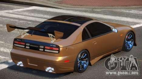 Nissan 300ZX S-Tuning para GTA 4