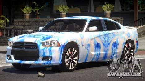 Dodge Charger L-Tuned PJ1 para GTA 4