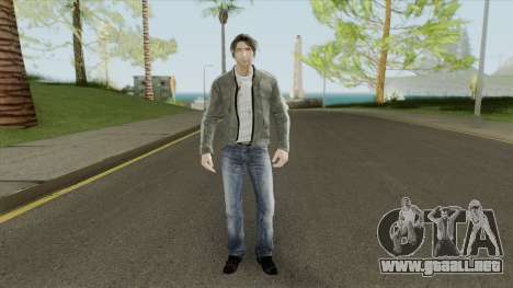 Eduard (Alone In The Dark) para GTA San Andreas