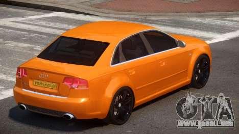 Audi RS4 L-Tuned para GTA 4