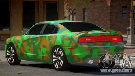 Dodge Charger L-Tuned PJ4 para GTA 4