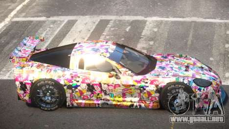 Chevrolet Corvette RS Tuning PJ3 para GTA 4