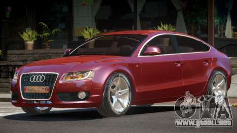 Audi A5 V1.1 para GTA 4