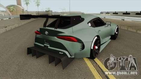 Toyota Supra A90 (GR3) para GTA San Andreas