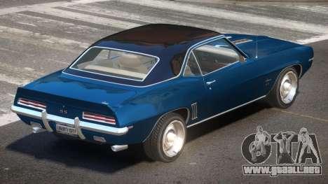 1973 Chevrolet Camaro 350 para GTA 4