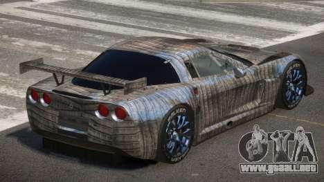 Chevrolet Corvette RS Tuning PJ6 para GTA 4
