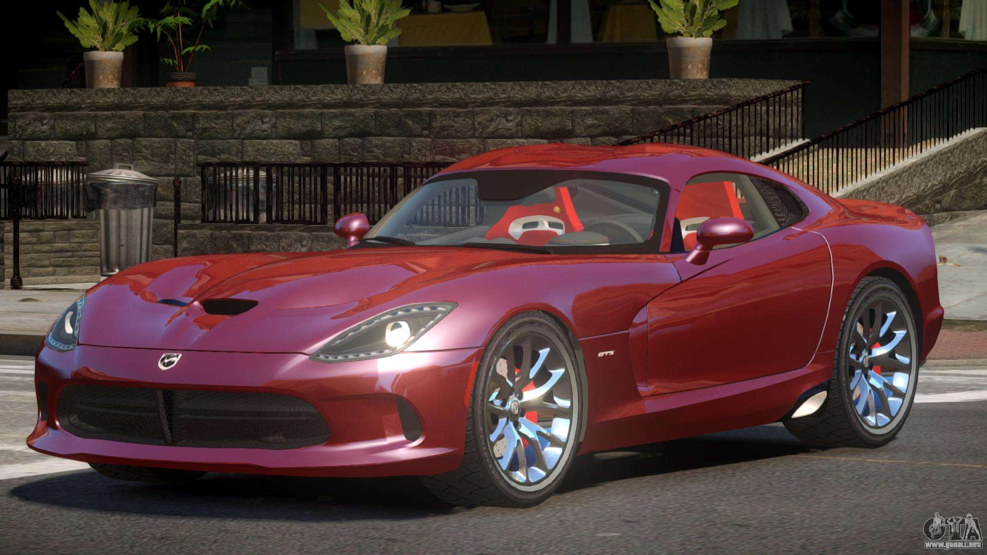 Dodge Viper Gts R Tuned Para Gta 4