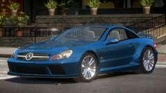 Mercedes Benz SL65 S-Tuning para GTA 4