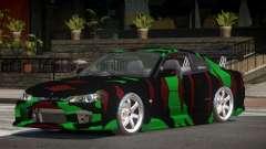Nissan Silvia S15 D-Style PJ5 para GTA 4