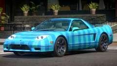 Acura NSX GT PJ5 para GTA 4