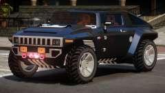 Hummer HX Custom