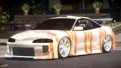 Mitsubishi Eclipse SR PJ6 para GTA 4