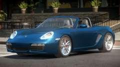 Porsche Boxster GT para GTA 4