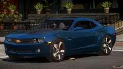 Chevrolet Camaro V2.3 para GTA 4