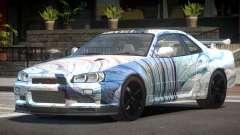 Nissan Skyline R34 L-Tuned PJ2 para GTA 4