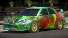 Subaru Impreza SR PJ3 para GTA 4
