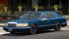 Lincoln Towncar ST para GTA 4