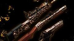 Leopard Pack De Armas De Renovación 2020