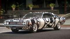 1971 Dodge Challenger RT V1.2 PJ4 para GTA 4