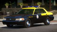 Ford Crown Victoria Florida Police para GTA 4
