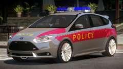Ford Focus ST Police para GTA 4
