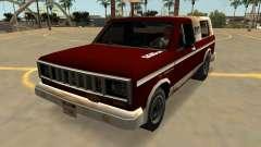 Insípidas, Bobcat Farmtruck (Insignias Y Extras) para GTA San Andreas