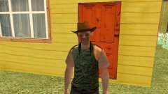 Nikolai Dobrynin (en el papel de Mitya Buhangin) para GTA San Andreas