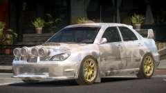 Subaru Impreza SR PJ1 para GTA 4