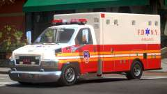 GMC C4500 Ambulance V1.2