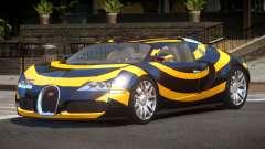 Bugatti Veyron DTI PJ3 para GTA 4