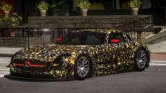Mercedes SLS R-Tuning PJ4 para GTA 4