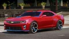 Chevrolet Camaro NR para GTA 4