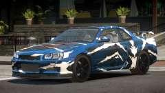 Nissan Skyline R34 L-Tuned PJ1 para GTA 4