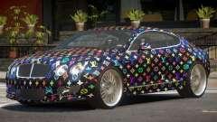 Bentley Continental GT Elite PJ4 para GTA 4