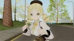 Mami Tomoe (Madoka Magica) para GTA San Andreas