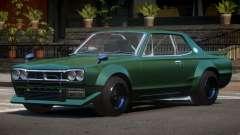 Nissan Skyline GT Qz para GTA 4