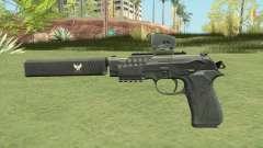 Beretta 92 (Silenced)