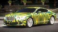2013 Bentley Continental GT Speed PJ1 para GTA 4
