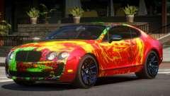 Bentley Continental S-Edit PJ2 para GTA 4
