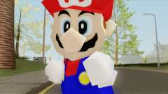 Mario (Mario Party 3) para GTA San Andreas