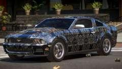 Ford Mustang E-Style PJ4 para GTA 4