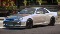 Nissan Skyline R34 E-Style PJ6