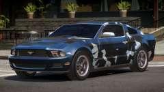 Ford Mustang E-Style PJ2 para GTA 4