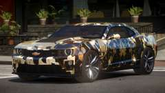 Chevrolet Camaro ZL1 V2.1 PJ5 para GTA 4