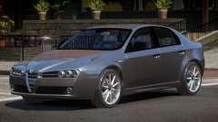 Alfa Romeo 159 ST para GTA 4