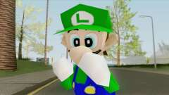 Luigi (Mario Party 3) para GTA San Andreas