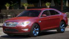 Ford Taurus Edit