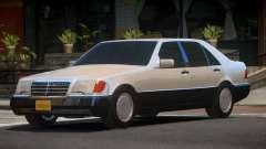 Mercedes Benz 600SEL SE para GTA 4